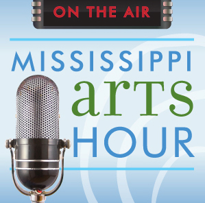 conner burns interviewed by larry morrisey for the mississippi arts hour on NPR and MPB with the mississippi arts commission